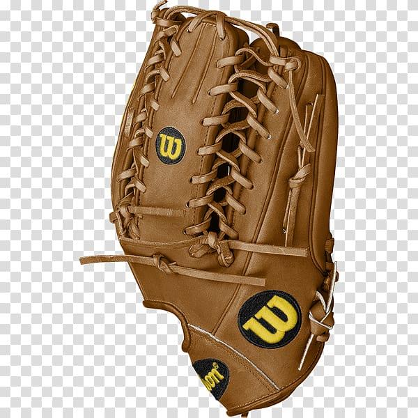 Baseball glove Wilson Sporting Goods Rawlings, baseball transparent.