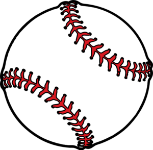 Free baseball clipart graphics images and photos.