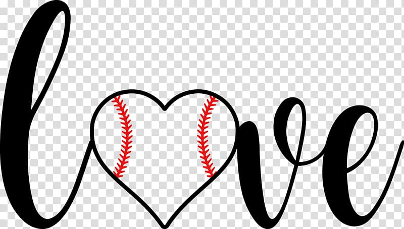 Black Love text, Baseball AutoCAD DXF , grandma transparent.