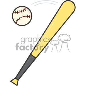 Baseball bat clip art vector images clipart. Royalty.