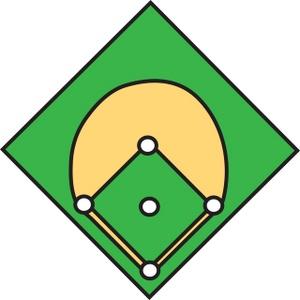 Baseball Clipart Image.