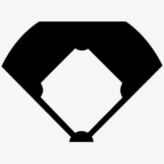 Baseball Infield Clipart , Transparent Cartoon, Free.