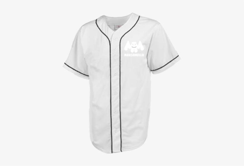 Teamwork Athletic Full Button Baseball Jersey.