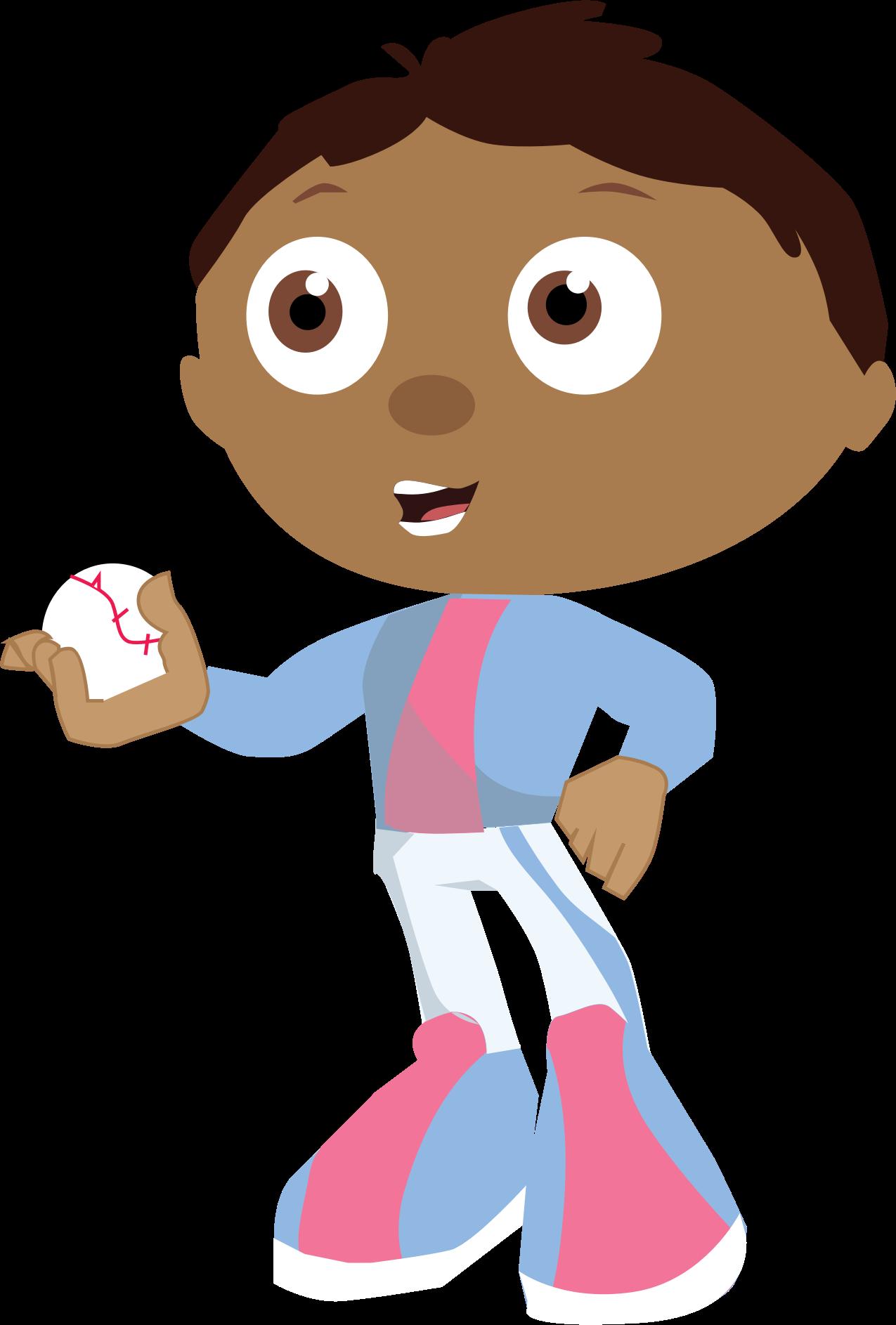 Clipart baseball kid, Clipart baseball kid Transparent FREE.