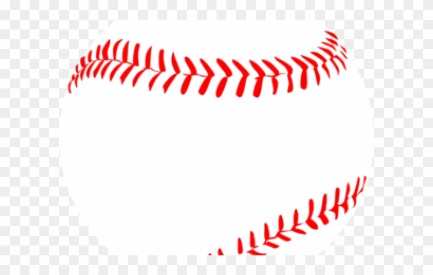 Baseball Clipart Lace.