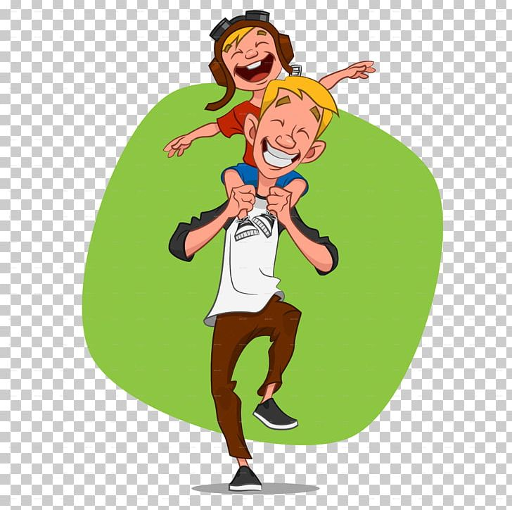 Father Son PNG, Clipart, Boy, Cartoon, Child, Clothing.