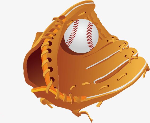 Baseball Glove Vector at GetDrawings.com.