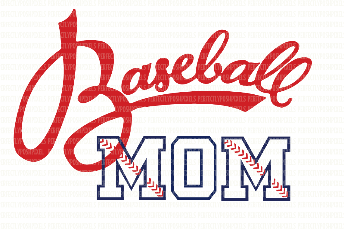 Baseball SVG Files Baseball Mom Printable Clipart DXF EPS PNG JPG SVG Cut  Files Digital Scrapbooking SVG for Circuit Design Space DXF for Cameo.