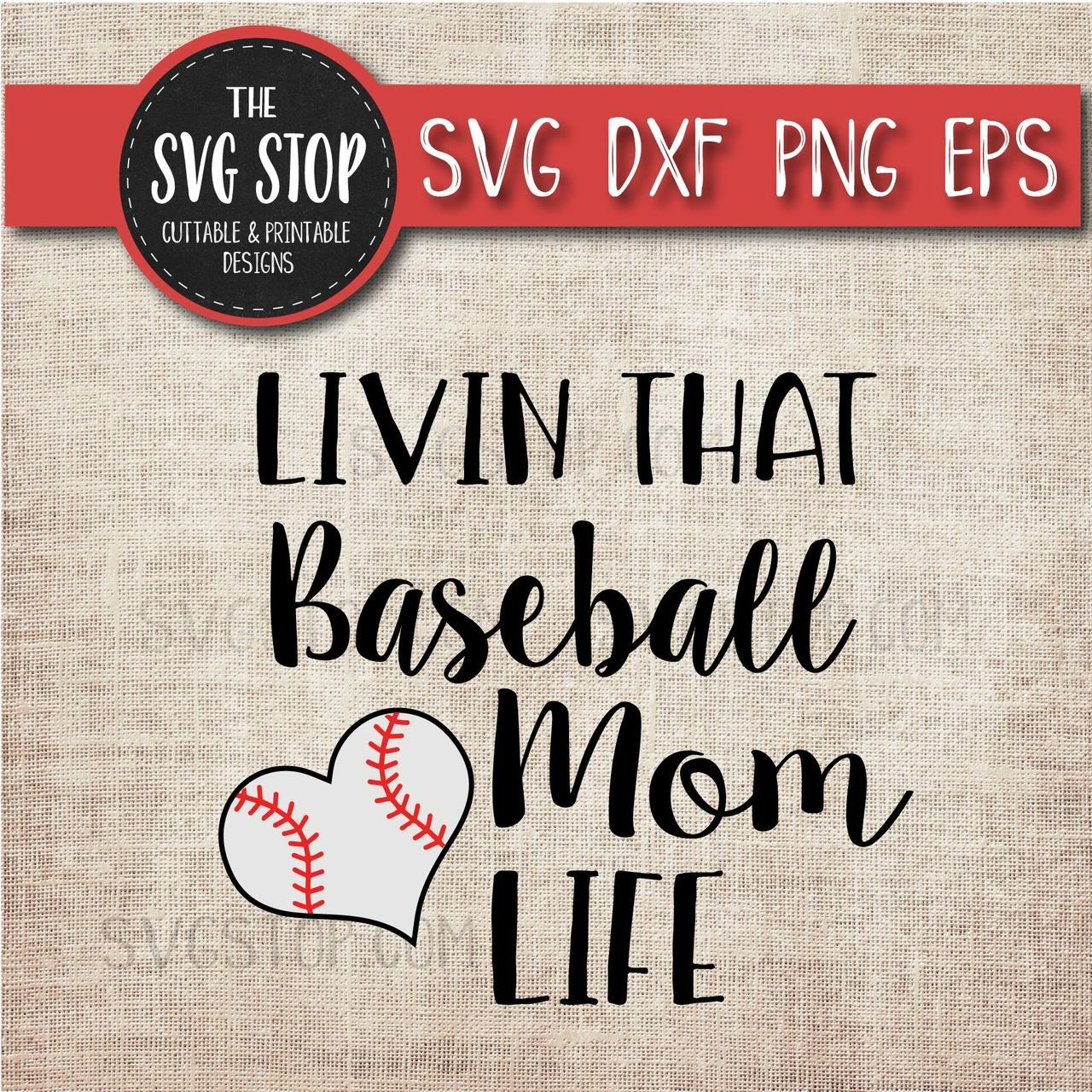 Livin That Baseball Mom Life.