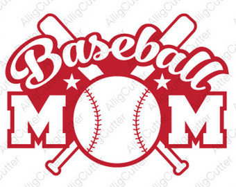 Download Free png Baseball Mom ball Frame SVG D.