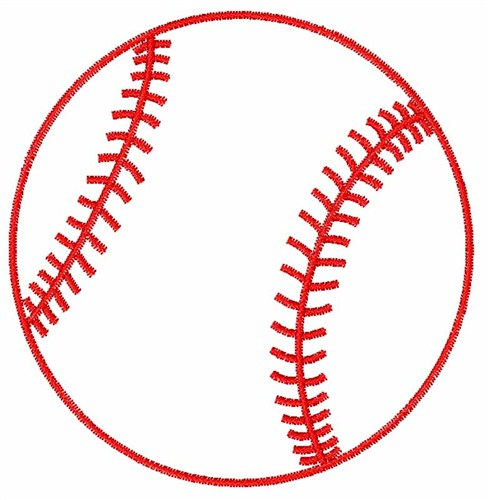 Free Baseball Outline Cliparts, Download Free Clip Art, Free.
