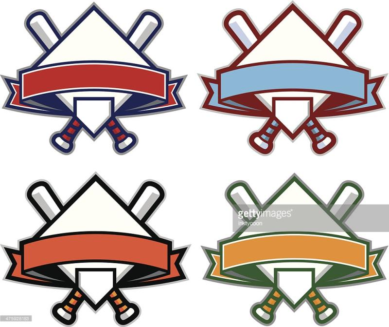 Banners clipart baseball, Banners baseball Transparent FREE.