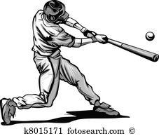 5+ Baseball Player Clip Art.