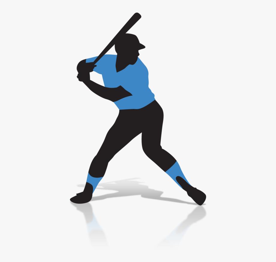 Baseball Bats Batting Pitcher Clip Art.