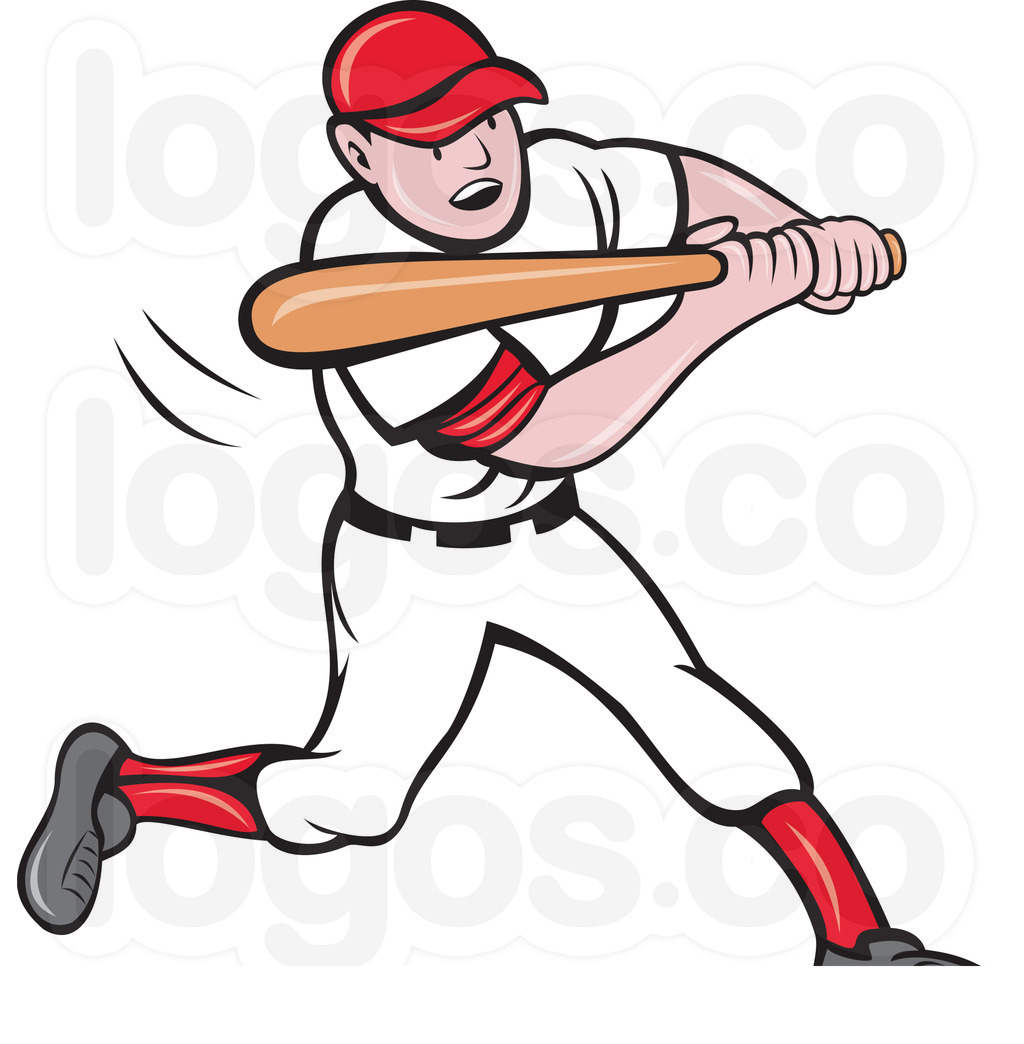Baseball Player Clipart For Free 388.