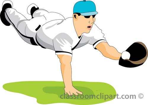 Clipart baseball player.