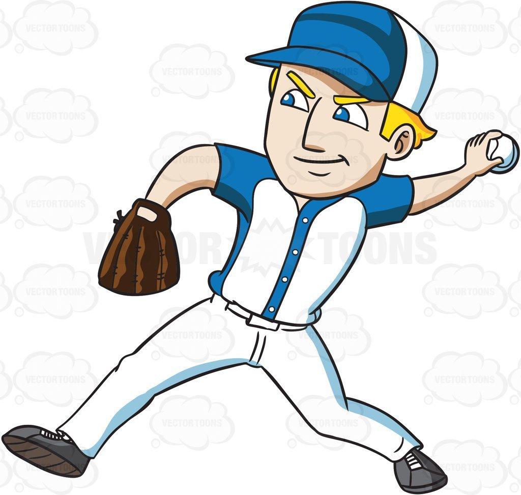 Baseball player clipart 3 » Clipart Portal.