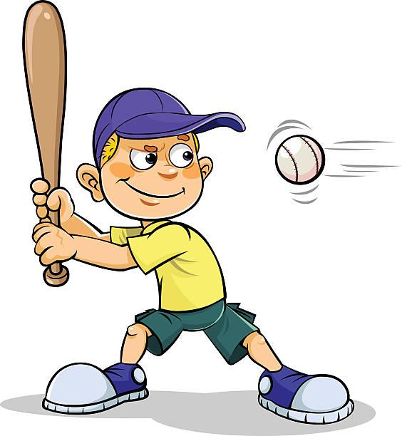 Kid baseball player clipart 3 » Clipart Station.