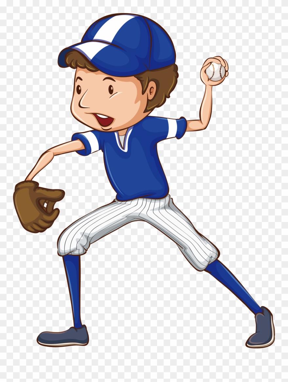 Clipart Free Library Baseball Clip Drawing.