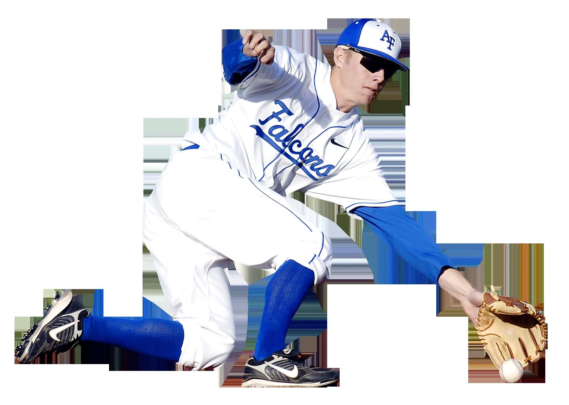 Baseball Player PNG Image.