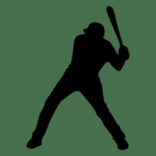 Baseball Bats Silhouette Batting Clip art.