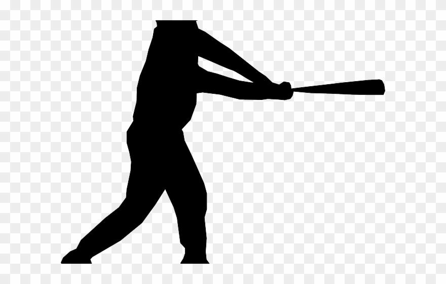 Swing Clipart Baseball Bat.