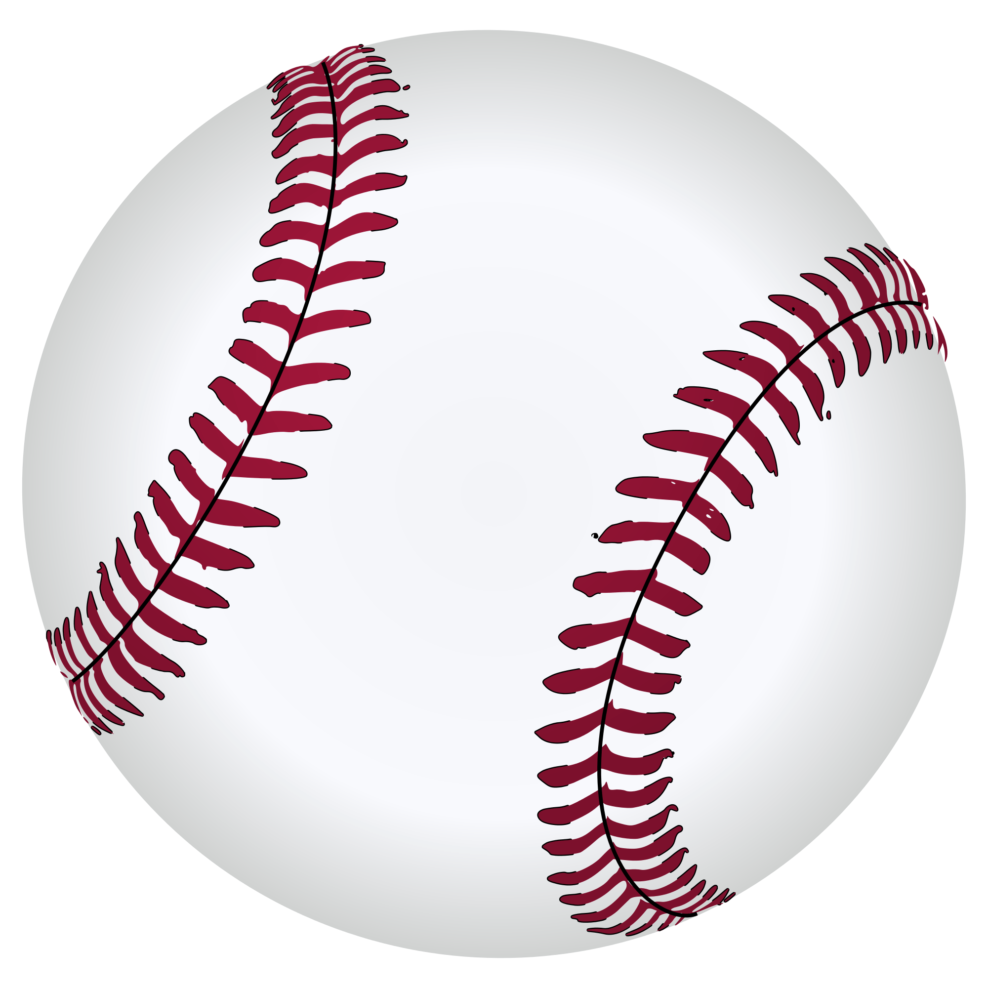 Baseball transparent PNG.