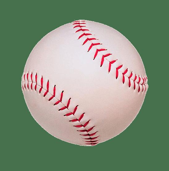 Baseball transparent sport image.