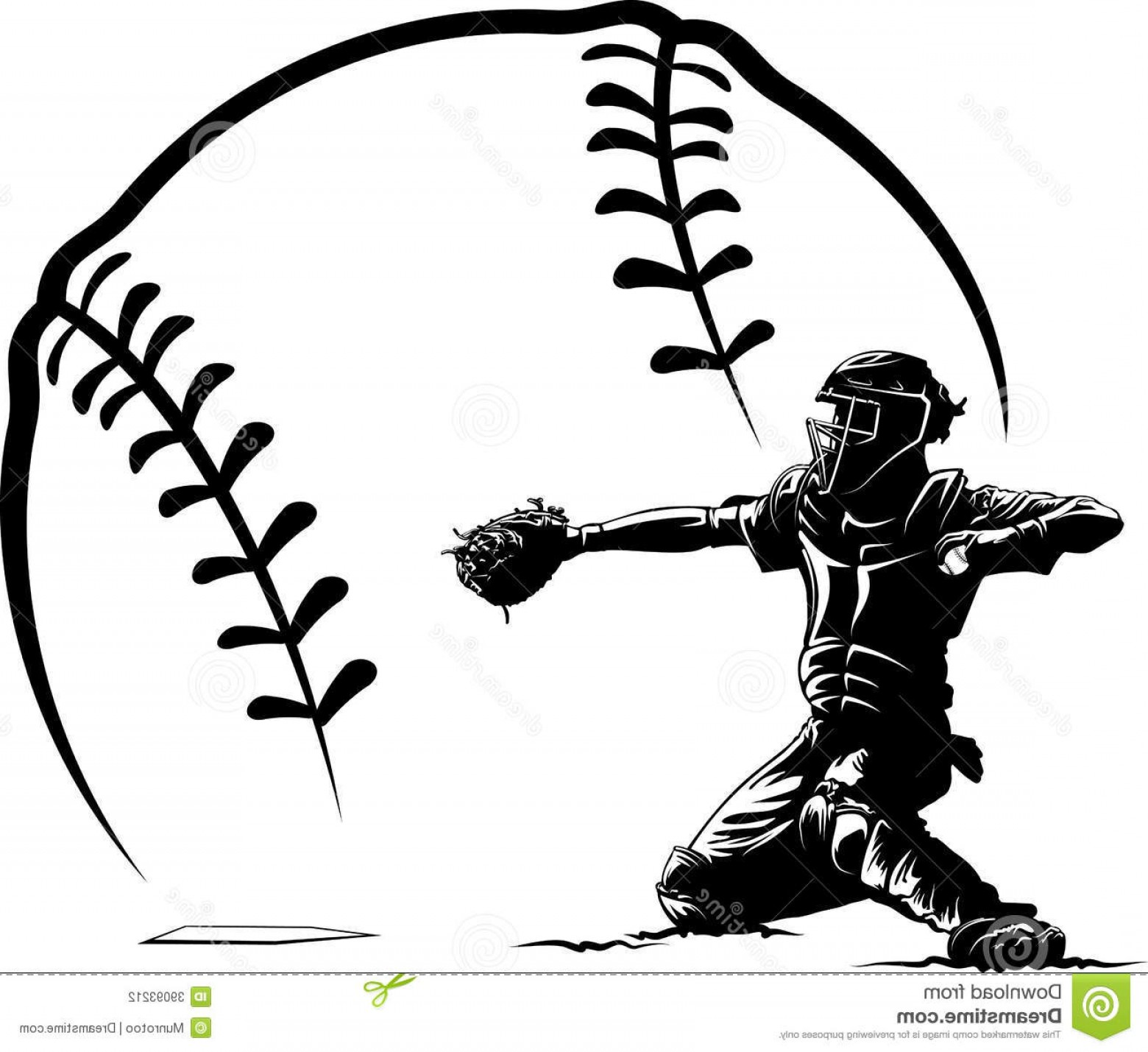 Collection of 14 free Softball clipart runner bill clipart dollar.
