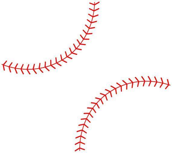 baseball seam svg.