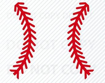 Baseball stitch.