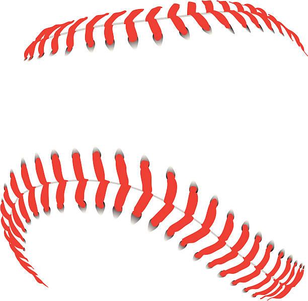 Best Baseball Seams Illustrations, Royalty.