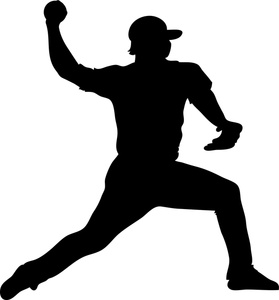 Free Baseball Silhouette Cliparts, Download Free Clip Art.