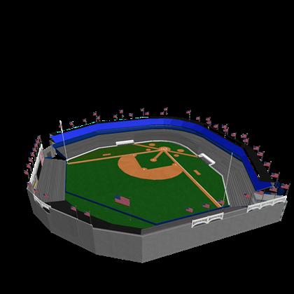 Baseball stadium.