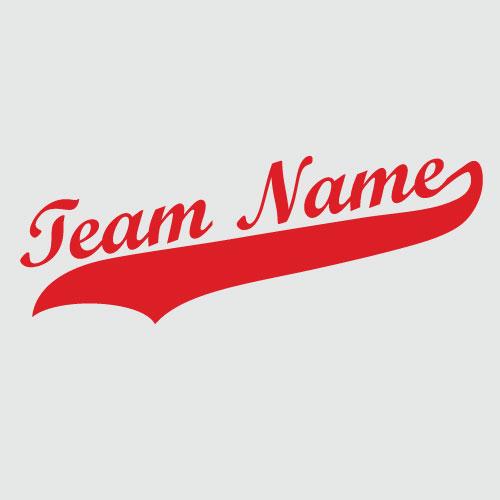 Baseball Team Shirt Clip Art free image.