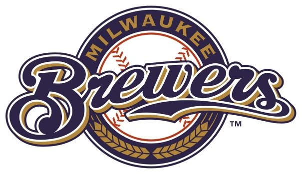 Milwaukee Brewers clip art royalty free.