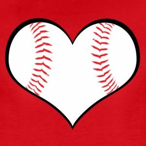 Baseball Heart T.