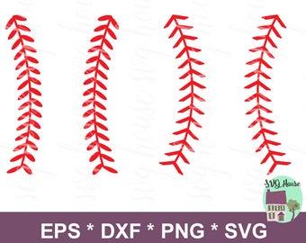 Baseball stitching.