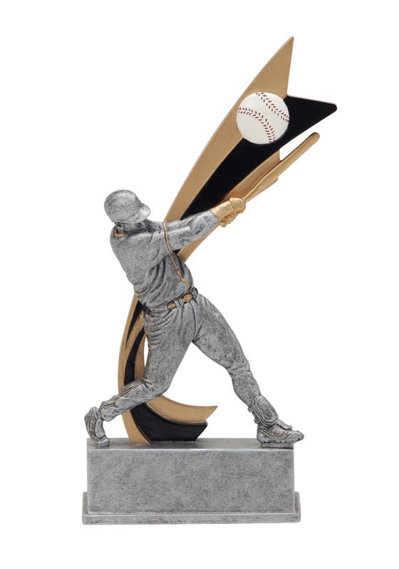 Live Action Baseball Trophies.