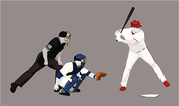 Best Baseball Umpire Illustrations, Royalty.