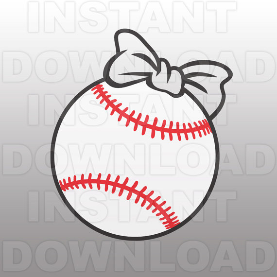 Bows clipart softball, Bows softball Transparent FREE for download.