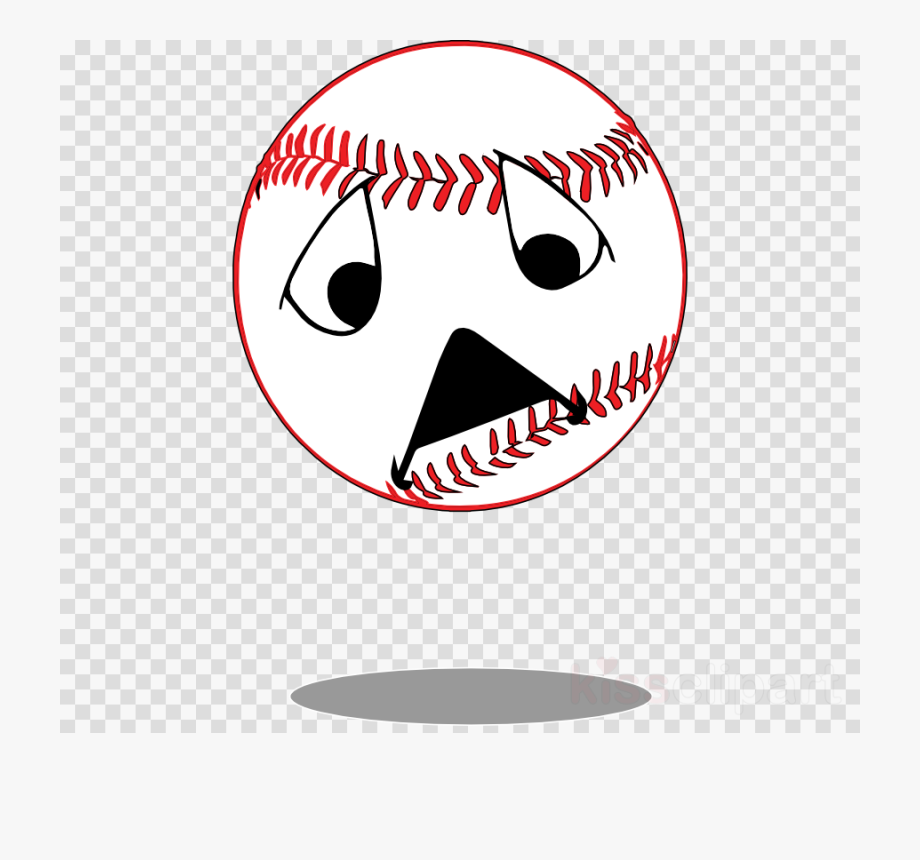 Baseball Head Transparent Image.