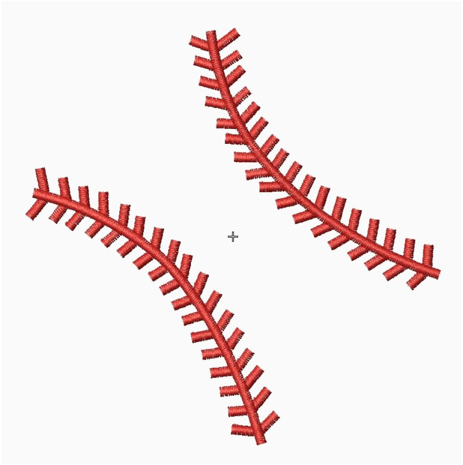 Baseball Thread Clipart.