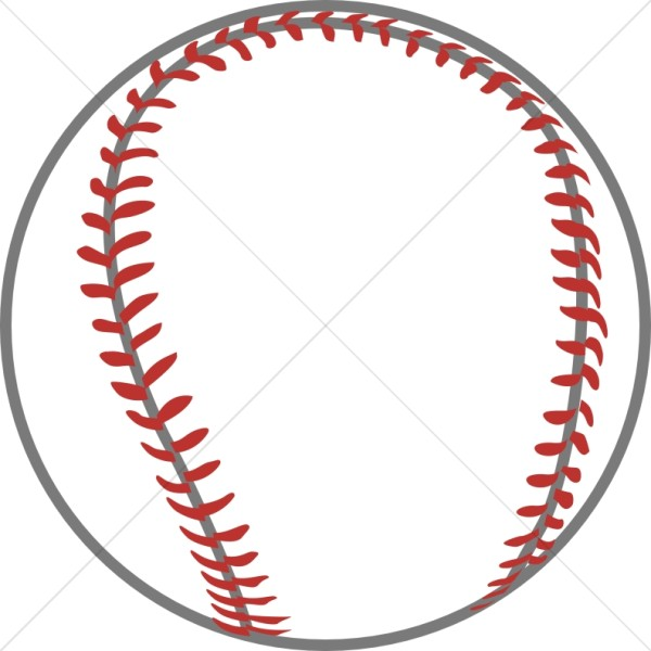 Baseball with Red Thread.