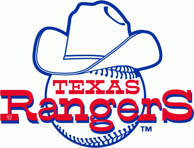 Texas Rangers Primary Logo (1972).