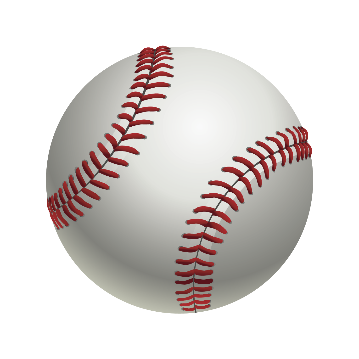 Baseball Ball Clipart.