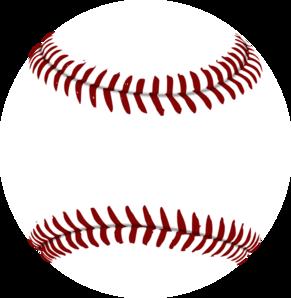 Baseball Borders Clipart.