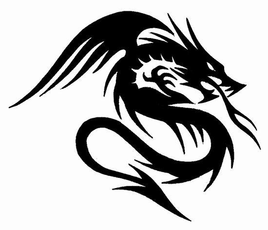 Dragon In Basement Clipart.