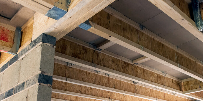 How to Identify a Load Bearing Wall.