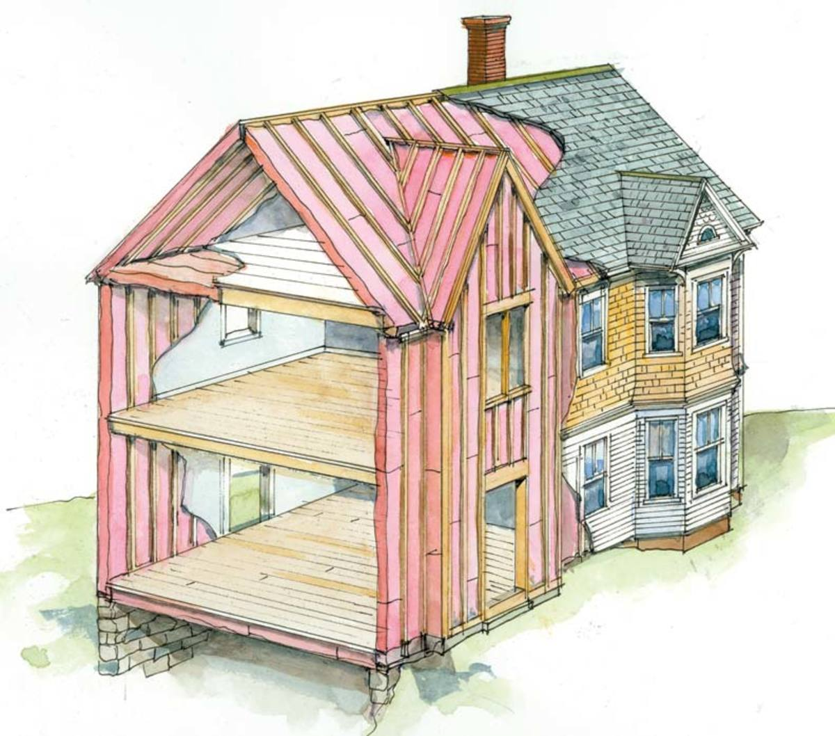 7 Insulation Tips to Save Money & Energy.